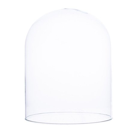 Glass dome W-315H H:18,5cm D:16,7cm